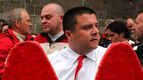 le dimanche de la procession