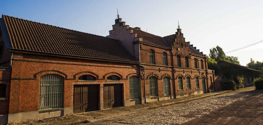 Ancienne gare de Pâturages