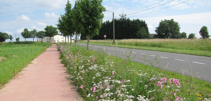 Eugies-Pistes cyclables