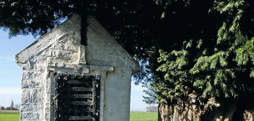 Promenade de la chapelle - Saint Ghislain