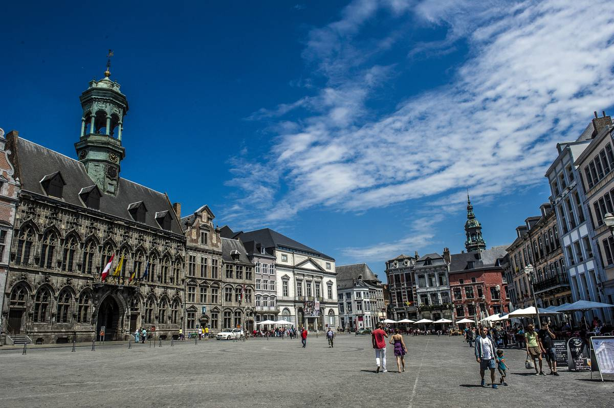 Worth seeing in mons visitmons the official tourism website of the mons region - Office de tourisme bergen ...