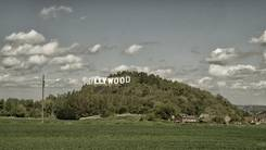 Hollywood au pied du terril