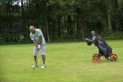 Un peu de golf...