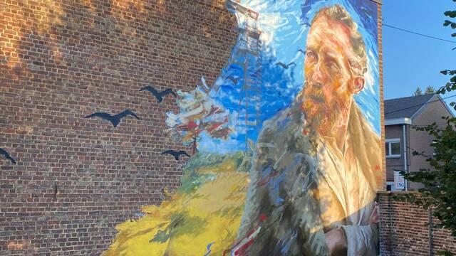 Homage to Van Gogh / Spear