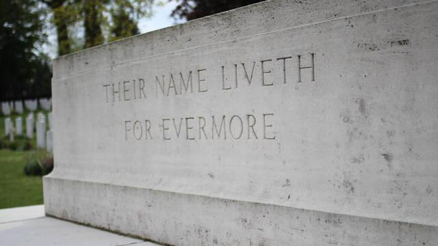 6. Mons Communal Cemetery