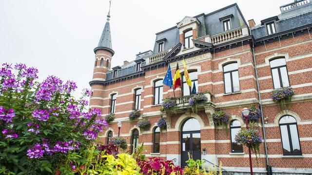 La Fabrique de Théâtre at La Bouverie (Frameries)
