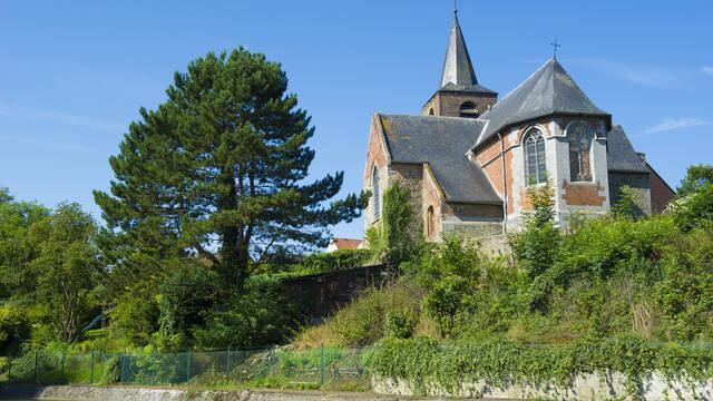 La Trouille, a river people aren't scared of!  (Quévy)