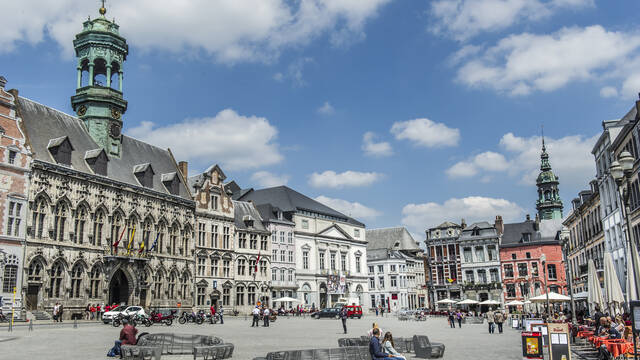 One day in Mons