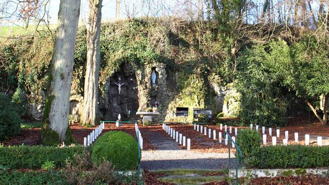 Our Lady of Lourdes in Montignies-Lez-Lens!