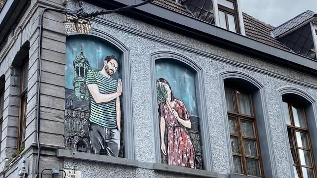 The rue verte couple / Jana&Js
