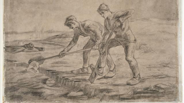 Van Gogh in the Borinage
