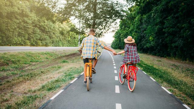 Mons by bike