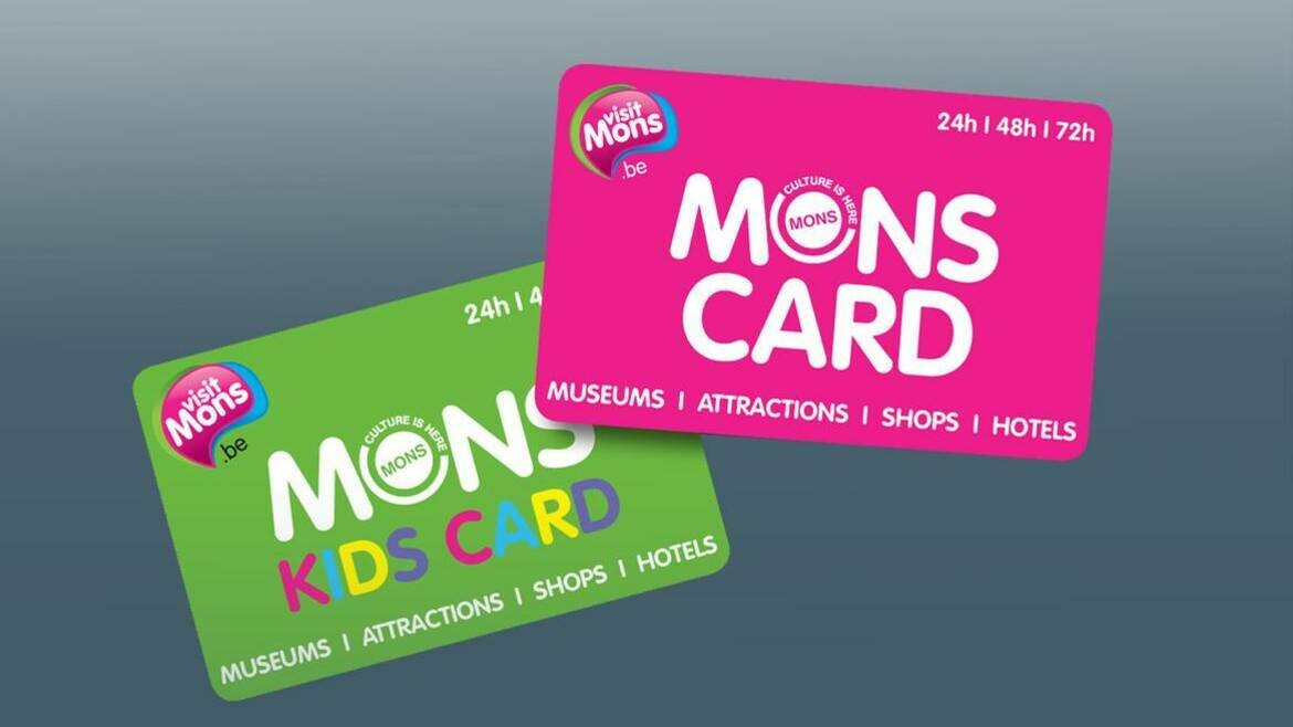 Buy your Mons Card !