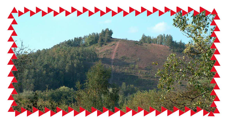 On the slopes of slag heaps