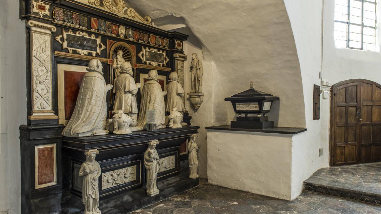 La chapelle des Seigneurs - Boussu