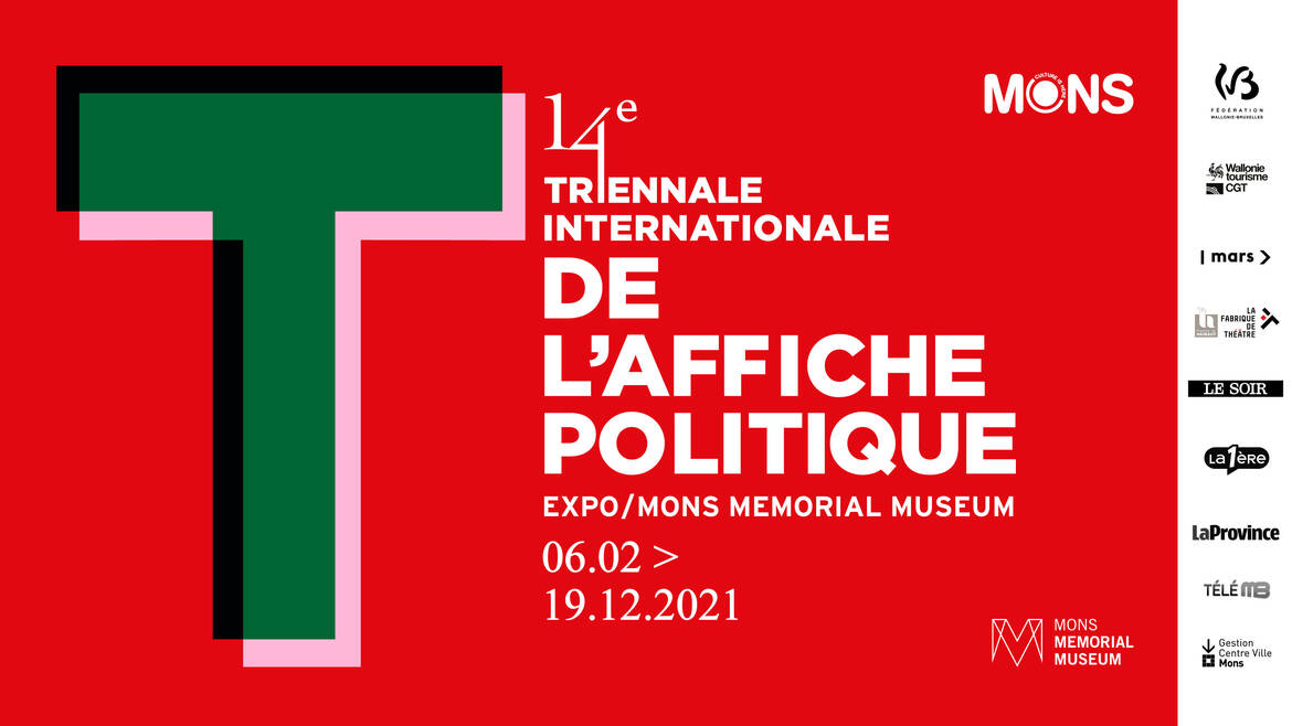 14th edition of the political poster triennial
