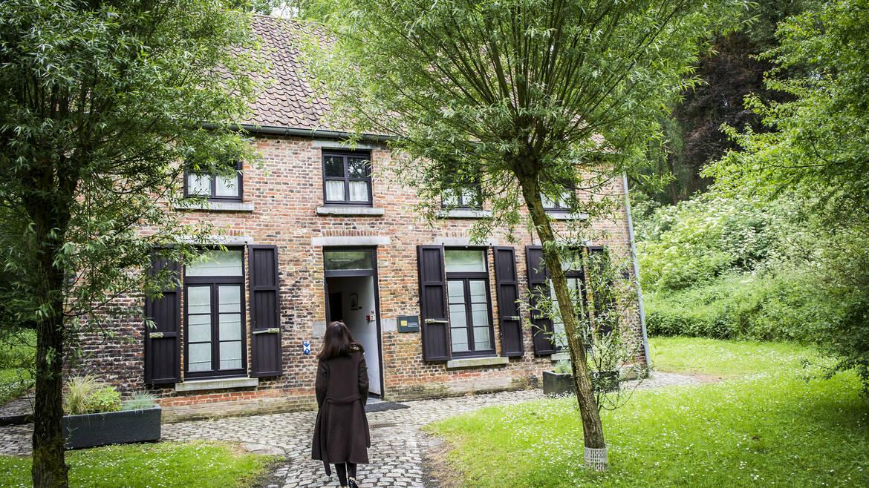 Van Gogh House in Cuesmes