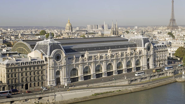 Paris - Musée d'Orsay - Montmartre