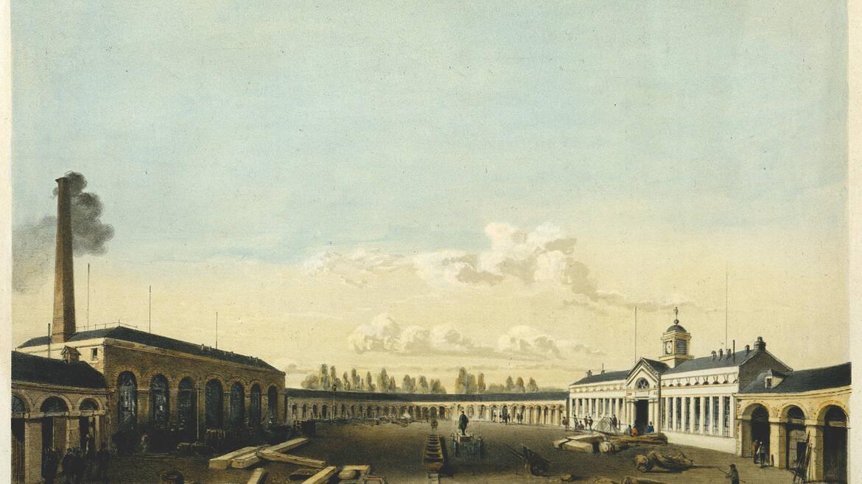 Grand-Hornu site