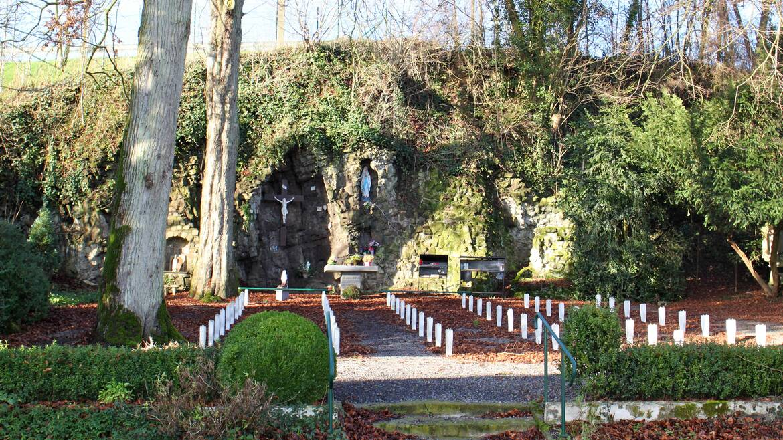 Our Lady of Lourdes in Montignies-Lez-Lens!