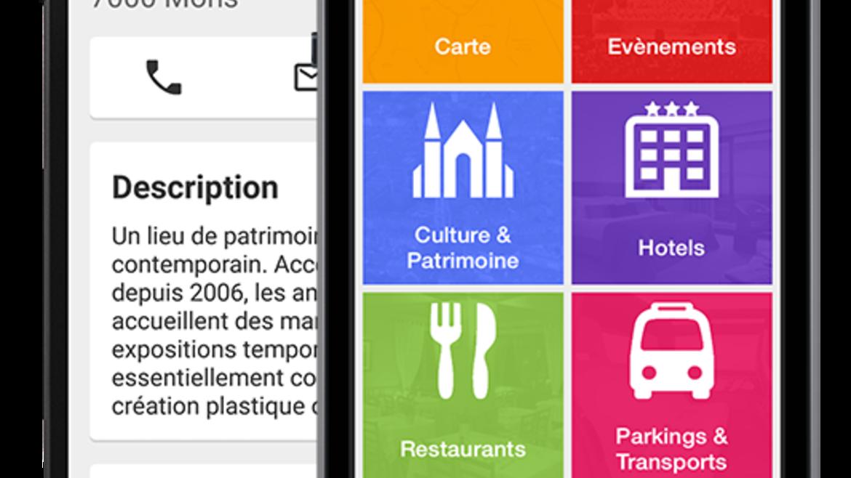 The Urbastep app'