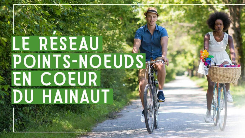 Cœur du Hainaut crossroads network