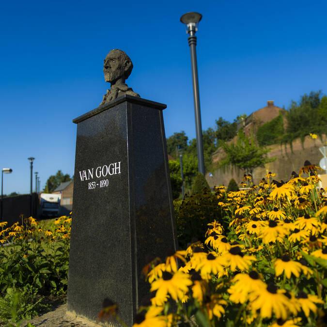 Buste Van Gogh