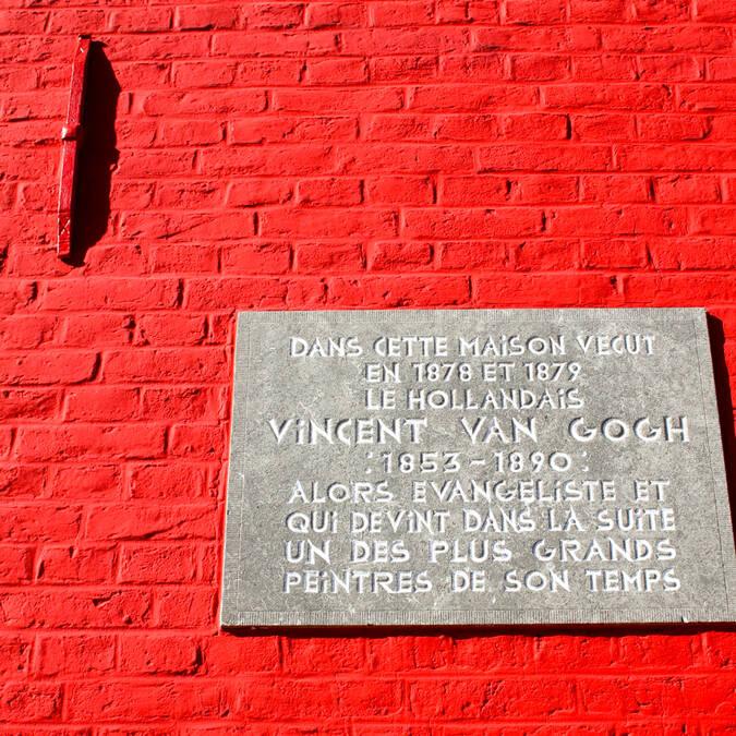 Maison van gogh colfontaine visitmons the official for Auberge ravoux maison van gogh